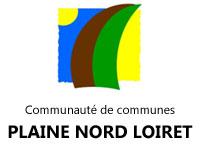 Communauté de Communes Plaine du Nord Loiret Logo